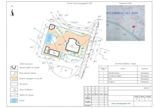d56851d16a9db1 Проектування будинків. Ескізи забудови. Будівельний паспорт – Фірми ...